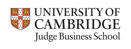 University of Cambridge Judge Business School logo