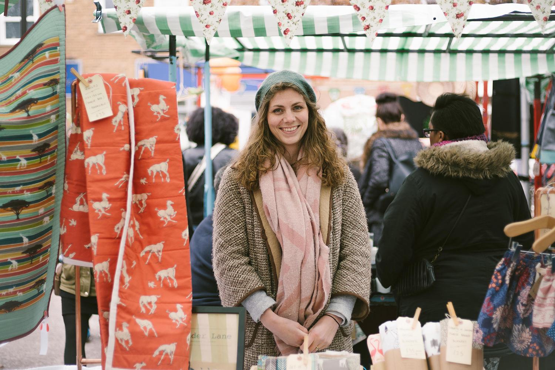 Still from Roman Road Yard Market promotional video