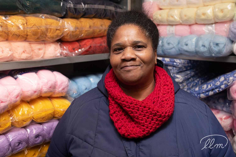 Audrey Aymer, Lady Lane Market