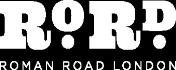 Roman Road LDN magazine logo